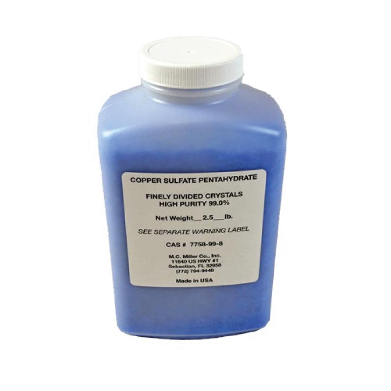 Copper Sulfate Crystals 1 oz